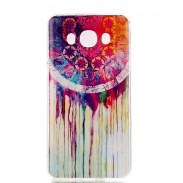 "Kryt TPU gel ""Dreamcatcher"" pro Samsung Galaxy J7 2016"