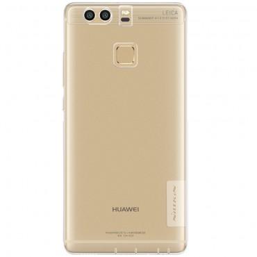 "Prémiový tenký obal ""Nature"" Huawei P9 - průhledný"