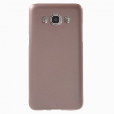 Kryt TPU gel Goospery iJelly Case pro Samsung Galaxy J5 2016 - růžové