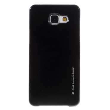 Kryt TPU gel Goospery iJelly Case pro Samsung Galaxy A5 2016 - černé