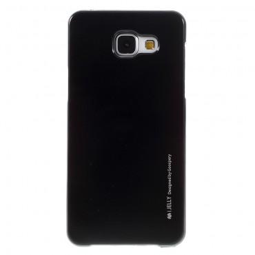 TPU gelový obal Goospery iJelly Case Samsung Galaxy A5 (2016) - černý