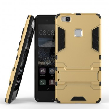 "Robustní obal ""Impact X"" pro Huawei P9 Lite - zlaté barvy"