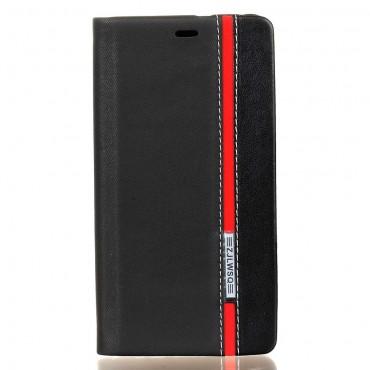 """Módní pouzdro """"Elegant Line"""" pro Huawei P9 Lite - černé"""