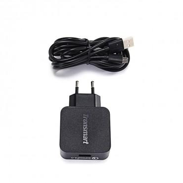 Premium nabíječka Tronsmart Quick Charge 3.0 s mikro USB kabelem