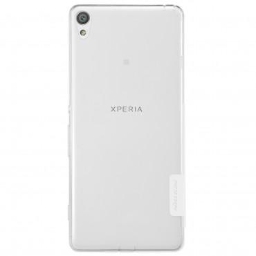 """Prémiový tenký obal """"Nature"""" Sony Xperia XA - průhledný"""
