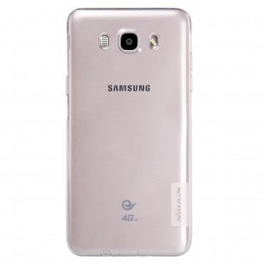 "Premium tenký kryt ""Nature"" pro Samsung Galaxy J5 2016 - průhledný"