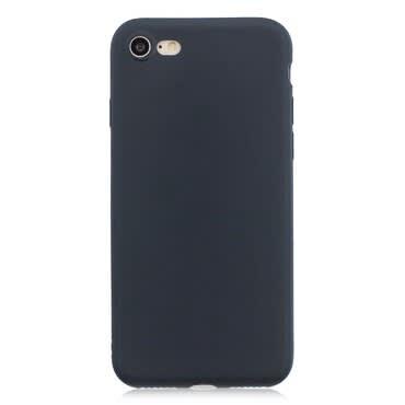 Kryt TPU gel pro iPhone 8 / iPhone 7 - černý