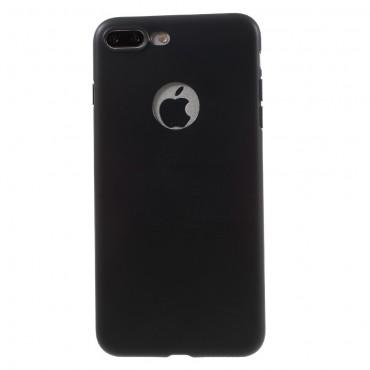 TPU gelový obal pro iPhone 8 Plus / iPhone 7 Plus - černý