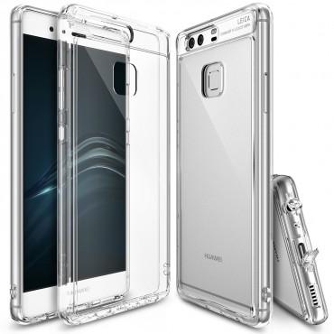 """Kryt Ringke """"Fusion"""" pro Huawei P9 - crystal view"""