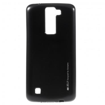 Kryt TPU gel Goospery iJelly Case LG K8 - černý