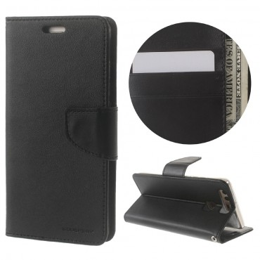 Kryt Goospery Bravo Diary pro Huawei P9 - černý