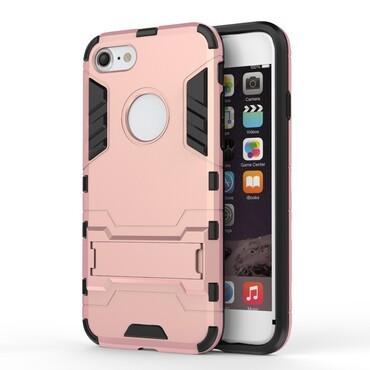"""Robustní obal """"Impact X"""" pro iPhone 8 / iPhone 7 - růžový"""
