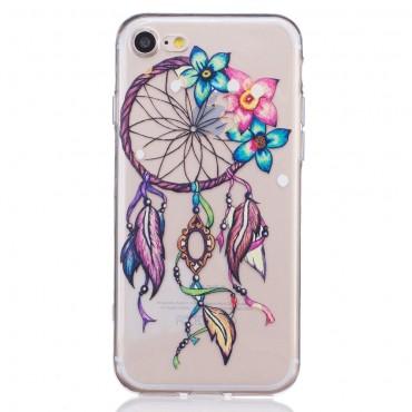 "Módní kryt TPU gel ""Dreamcatcher"" pro iPhone 8 / iPhone 7"