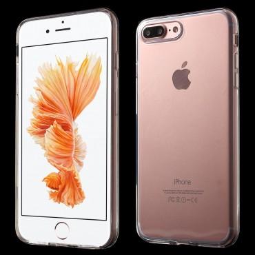 Tenký průhledný TPU obal pro iPhone 7 Plus