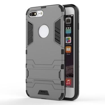 """Robustní obal """"Impact X"""" pro iPhone 7 Plus - šedý"""