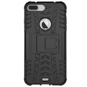 """Robustní TPU obal """"Tough"""" pro iPhone 7 Plus - černý"""