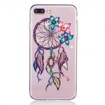 "Módní TPU gelový obal ""Dreamcatcher"" pro iPhone 8 Plus / iPhone 7 Plus"