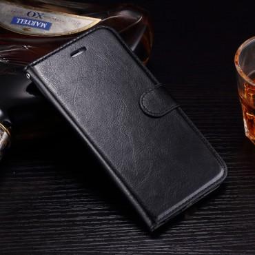 """Módní kryt """"Smooth"""" pro iPhone 8 Plus / iPhone 7 Plus - černý"""