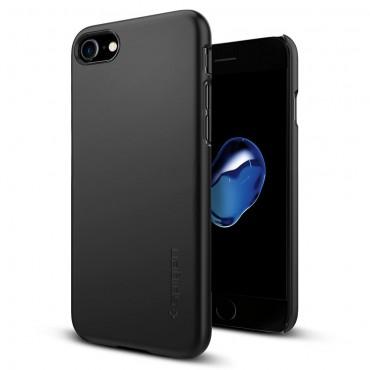 """Kryt Spigen SGP """"Thin Fit"""" pro iPhone 7 - černý"""