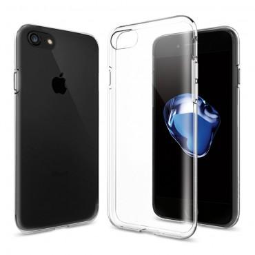 """Kryt Spigen """"Liquid Crystal"""" pro iPhone 8 / iPhone 7"""