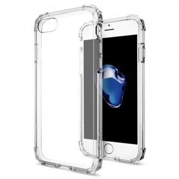 """Obal Spigen """"Crystal Shell"""" pro iPhone 8 / iPhone 7 - křišťálově průhledný"""