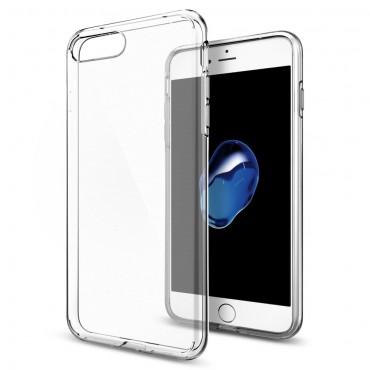 """Obal Spigen """"Liquid Crystal"""" pro iPhone 8 Plus / iPhone 7 Plus"""