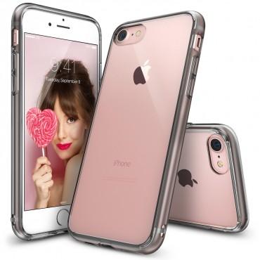 """Kryt Ringke """"Fusion"""" pro iPhone 8 / iPhone 7 - smoke black"""