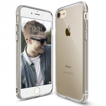"Kryt Ringke ""Air"" pro iPhone 8 / iPhone 7 - smoke black"