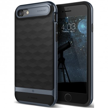 Kryt Caseology Parallax pro iPhone 7 - black