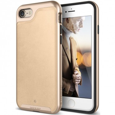 Kryt Caseology Envoy Series pro iPhone 7 - leather beige