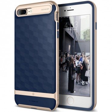Kryt Caseology Parallax Series pro iPhone 7 Plus - navy blue