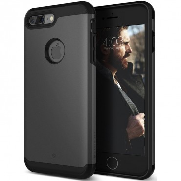 Kryt Caseology Titan Series pro iPhone 7 Plus - gunmetal