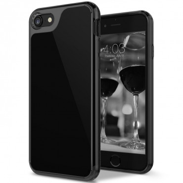 Kryt Caseology Waterfall Series pro iPhone 7 - jet black
