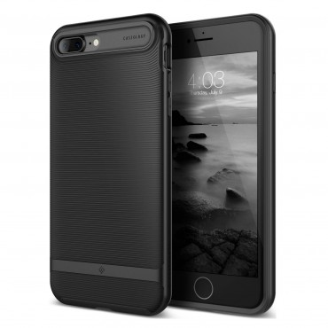 Obal Caseology Wavelength Series pro iPhone 7 Plus - matně černý