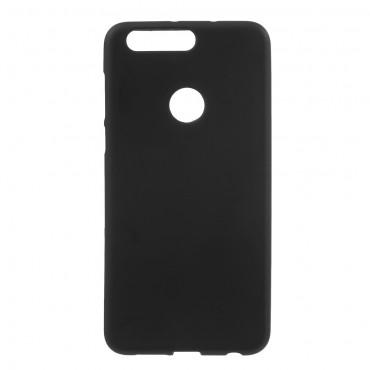 Kryt TPU gel pro Huawei Honor 8 - černý