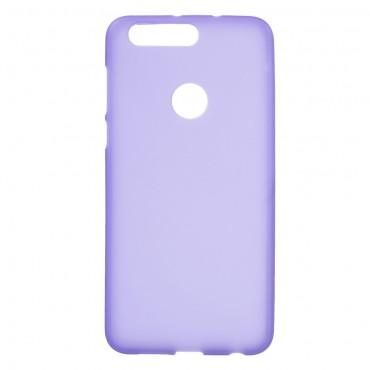 TPU gelový obal pro Huawei Honor 8 - fialový