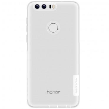 """Prémiový tenký obal """"Nature"""" Huawei Honor 8 - průhledný"""