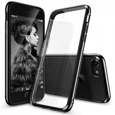 "Kryt Ringke ""Fusion"" pro iPhone 8 / iPhone 7 - ink black"