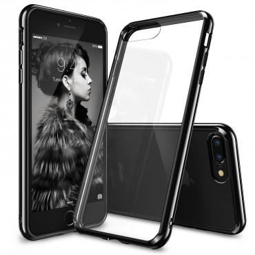 "Obal Ringke ""Fusion"" pro iPhone 8 Plus / iPhone 7 Plus - inkoustově černý"