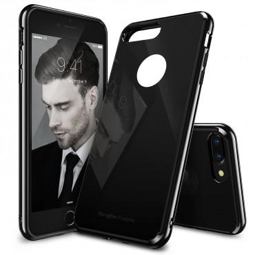 "Kryt Ringke ""Fusion"" pro iPhone 8 Plus / iPhone 7 Plus - shadow black"