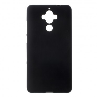 Kryt TPU gel pro Huawei Mate 9 - černý