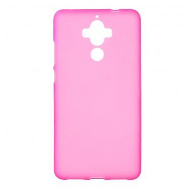 TPU gelový obal pro Huawei Mate 9 - růžový