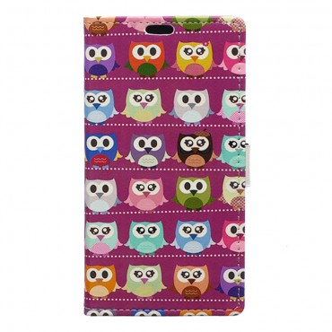 """Módní pouzdro """"Mr. Owl Multi"""" pro Huawei Mate 9"""