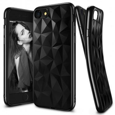 """Kryt Ringke """"Air Prism"""" pro váš iPhone 8 / iPhone 7 – ink black"""