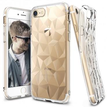"Obal Ringke ""Air Prism"" pro iPhone 8 / iPhone 7 - křišťálově jasný"