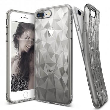 "Kryt Ringke ""Air Prism"" pro iPhone 8 Plus / iPhone 7 Plus - smoke black"