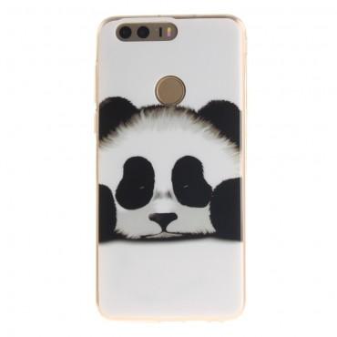 """TPU gelový obal """"Sleeping Panda"""" pro Huawei Honor 8"""