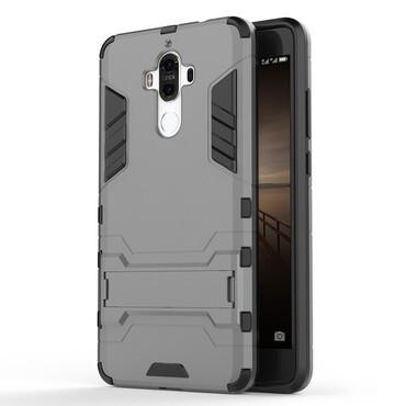 """Robustní obal """"Impact X"""" pro Huawei Mate 9 - šedý"""