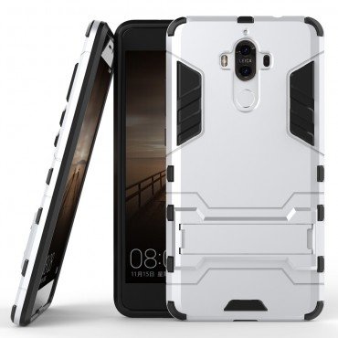 "Robustní obal ""Impact X"" pro Huawei Mate 9 - stříbrný"