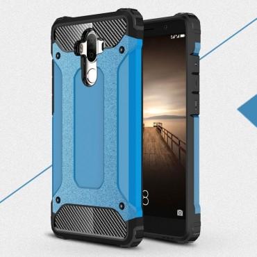 """Robustní obal """"Rock"""" pro Huawei Mate 9 - modrý"""